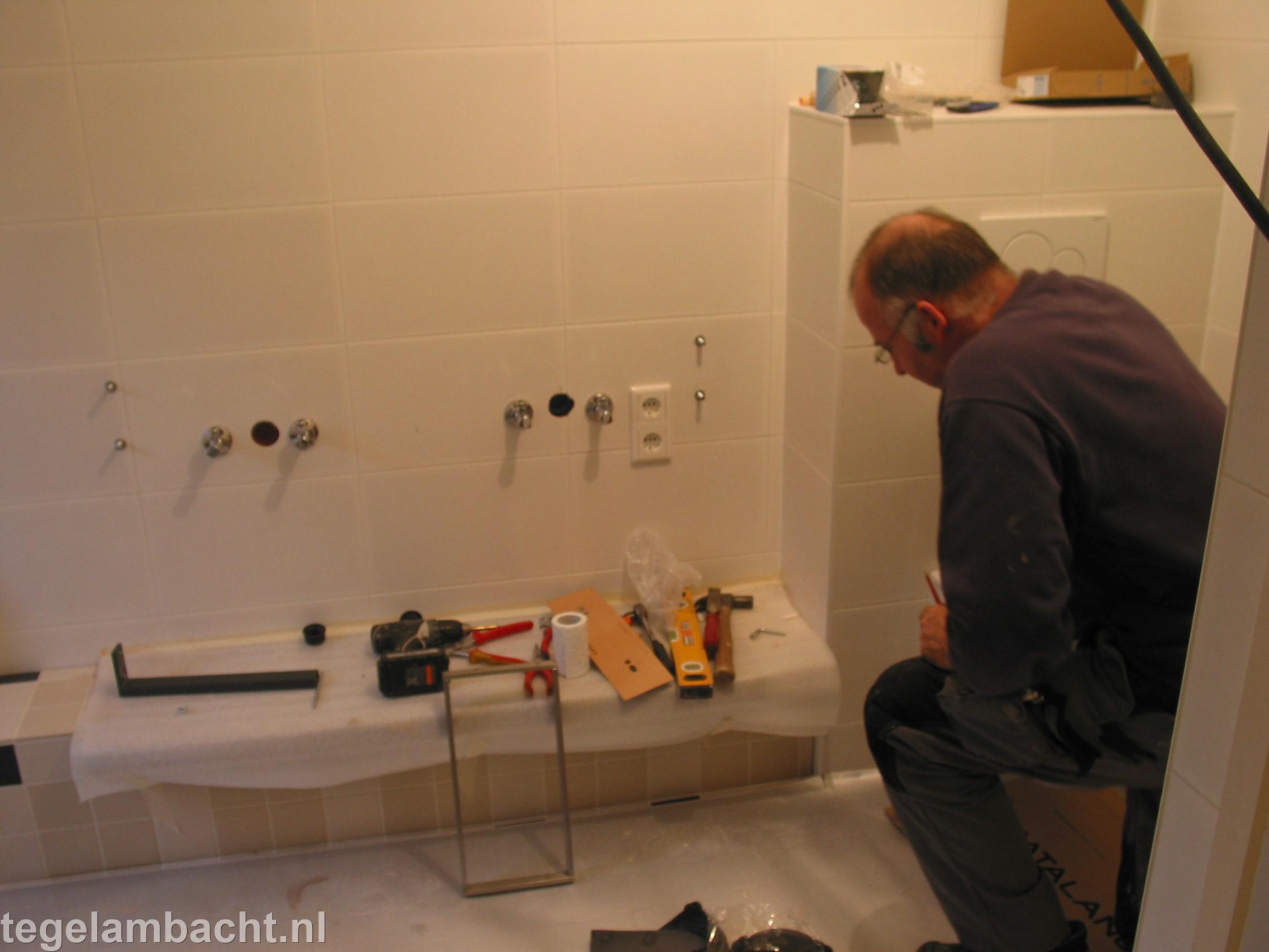 Exclusief Vloertegel Badkamer : Badkamer verbouwen ermelo tegel ambacht helpt u vakkundig